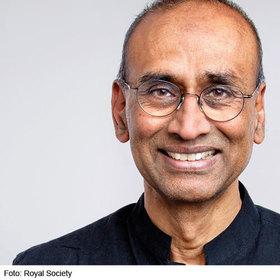 Bild: Venki Ramakrishnan - Potential and risks of new genetic technologies