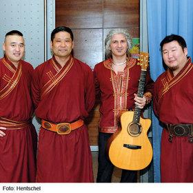 Bild: Sedaa - Mongolei trifft Orient