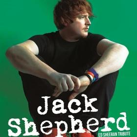 Bild: Jack Shepherd - The Ed Sheeran Experience World Tour