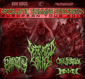 DEFEATED SANITY - Epicardiectomy, Oral Fistfuck, In Demise