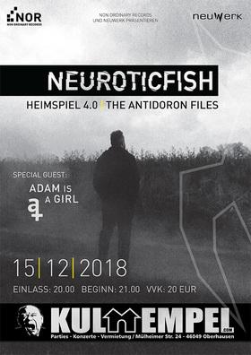Bild: Heimspiel 4.0: Neuroticfish - The Antidoron Files