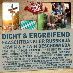 Bild: Brass Wiesn 2019 - Festivalkarten