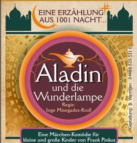 Bild: Wintermärchen: Aladin und die Wunderlampe