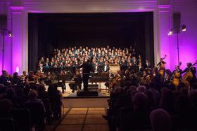 Bild: Carmina Burana in Motion - Konzertchor Winfridia Fulda