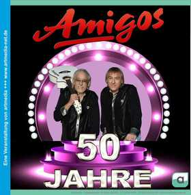 Bild: Die Amigos - 50 Jahre - Jubiläumstour