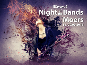 Bild: ENNI Night of the Bands in Moers - Nacht der Bands in 20 Moerser Lokalen