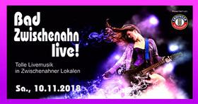 Bild: Bad Zwischenahn Live! - Nacht der Bands in 10 Zwischenahner Lokalen