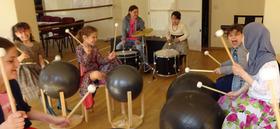 Bild: Heimaten - Deutsch-arabisches Kindermusiktheater