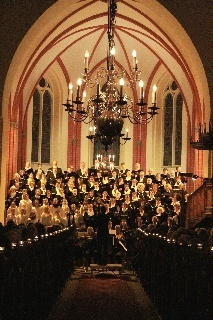 Johann Sebastian Bach - Weihnachtsoratorium Teile 1-3 - zum Mitsingen
