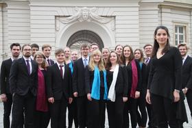 Bild: Brandenburger Stimmen - Mit dem Landesjugendchor Brandenburg