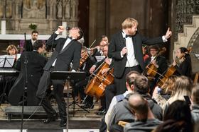 Bild: The Fuck Hornisschen Orchestra - Weihnachtsschmonzette 2018 (mit Musiker*innen der Philharmonie Leipzig)