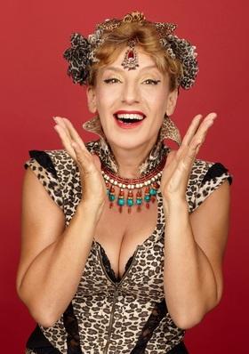 Bild: Sissi Perlinger - Ich bleib dann mal jung - One-Woman-Show