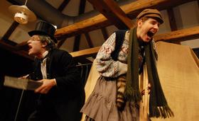 Bild: Die Geister sind los! - Theater Sturmvogel