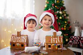 Bild: Nikolausaktion für Kinder