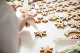 Adventsbäckerei für Erwachsene