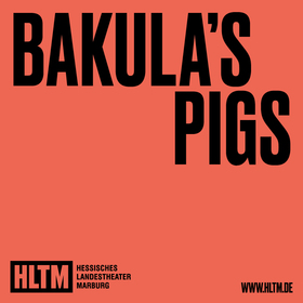 Bild: Bakula`s Pigs - Tumanishvili Theater