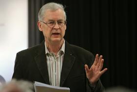 Bild: Prof. Jürgen Udolph - Das Buch der Namen