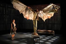 Bild: Vom Küssen und vom Fliegen - Theaterhaus Stuttgart
