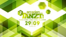 Bild: Arcaden Tanzt! Vol. 7 - 30 Acts | 6 Floors | 2 Decks | 8 Areas | In- & Outdoor