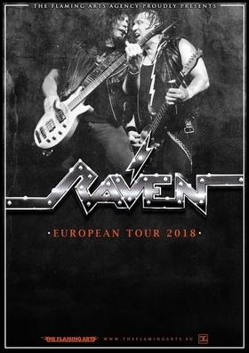 Raven - European Tour 2018