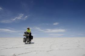 Bild: Rad ab II – Vier Jahre mit dem Rad um die Welt