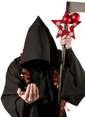 Bild: DER TOD - Tödliche Weihnacht