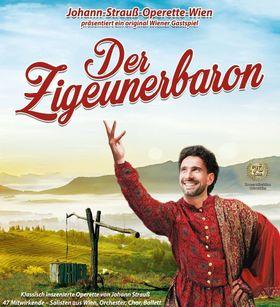 Bild: DER ZIGEUNERBARON - Klassisch inszenierte Operette in 3 Akten von Johann Strauss