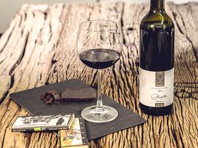 Bild: Schokoladen- und Weinverkostung - Ein Abend mit der zotter Schokoladen Manufaktur und dem Weingut Kiebel