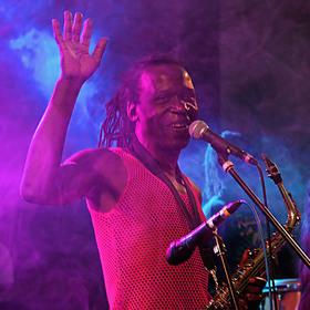 Bild: Hif & Zanga - Traditionelle afrikanische und tiefschwarze Weltmusik