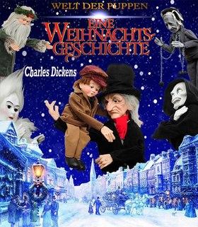 Bild: Eine Weihnachtsgeschichte - Figurentheater Welt der Puppen