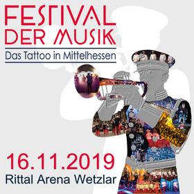 Bild: Festival der Musik - Das Tattoo in Mittelhessen