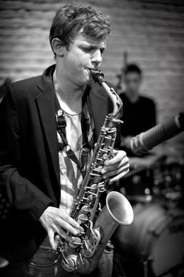 Bild: Werner Acker präsentiert Jakob Manz - The Next Generation of Jazz, Soul, R&B