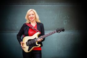 Bild: Vanesa Harbeck & Band - Blues-Rock mit einer Prise Jazz und Tango