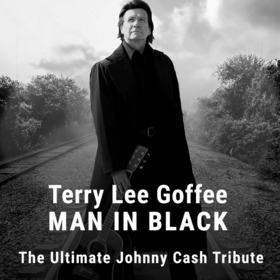 Bild: Terry Lee Goffee - Man In Black -  The Ultimate Johnny Cash Tribute