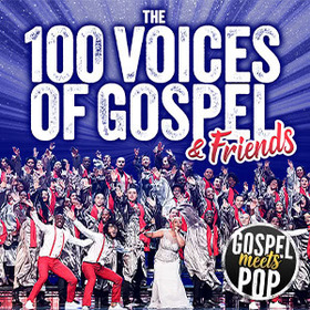 Bild: The 100 Voices of Gospel