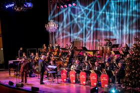 Bild: Paul Carrack & SWR Big Band & Strings - The Swinging Christmas Show