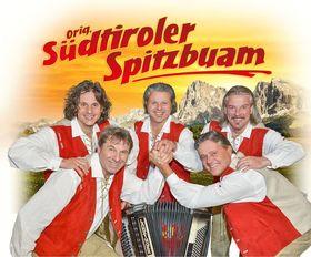 Bild: Original Südtiroler Spitzbuam - 1. Südtiroler Abend am Samstag