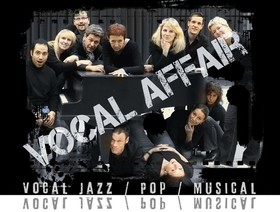Bild: Vocal Affair: News! - Jazz, Latin, Pop & Swing