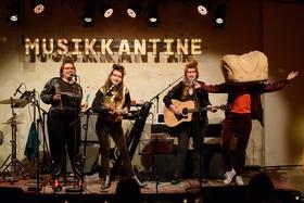 Bild: MusikKantine - Sophiensaele