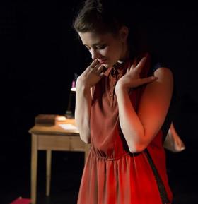 Bild: Marit Persiel - Minor Swing - Ein tragikomisches Kammerstück