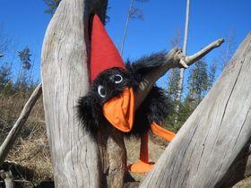 Bild: Zauberrabe Herr Schnabelix auf Jubiläumstour - 10 Jahre Puppenbühne Mini Max