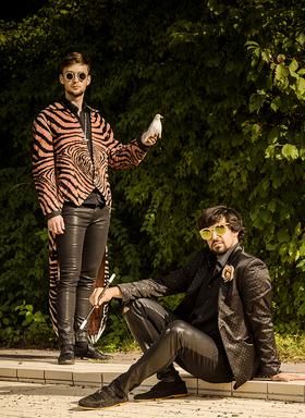 Bild: SIEGFRIED & JOY - -Zaubershow-