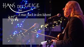 Bild: Weihnachtskonzert / Hans die Geige - Weihnachtskonzert
