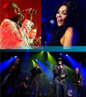 Bild: Sweet Soul Music Revue - Die große Soul-Nacht