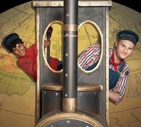 Bild: Jim Knopf & Lukas der Lokomotivführer - Familien Musical nach Michael Ende