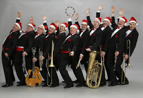 Bild: Brass Band Berlin - Swinging Christmas