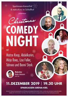 Bild: Christmas Comedy Night