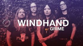 Windhand + Grime