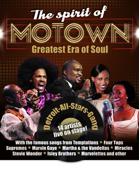 Bild: The Spirit of Motown - Greatest Era of Soul