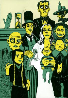 Bild: The Addams Family - Musicalkomödie von Andrew Lippa